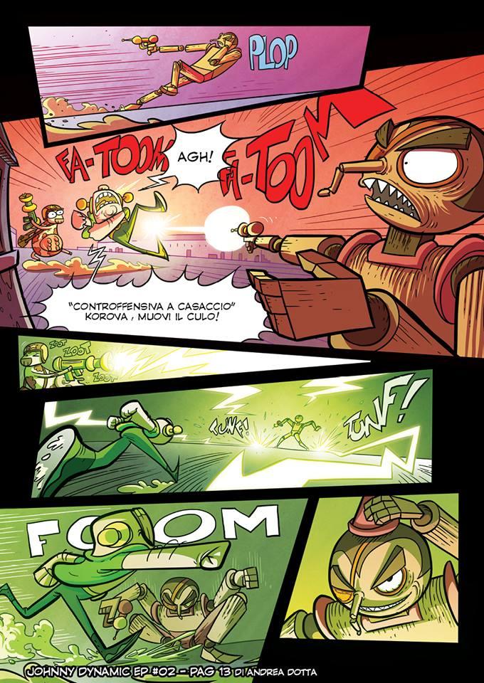 Webcomics