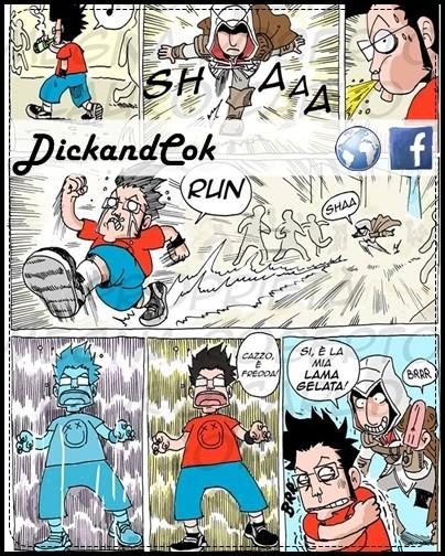 dick ancd cok