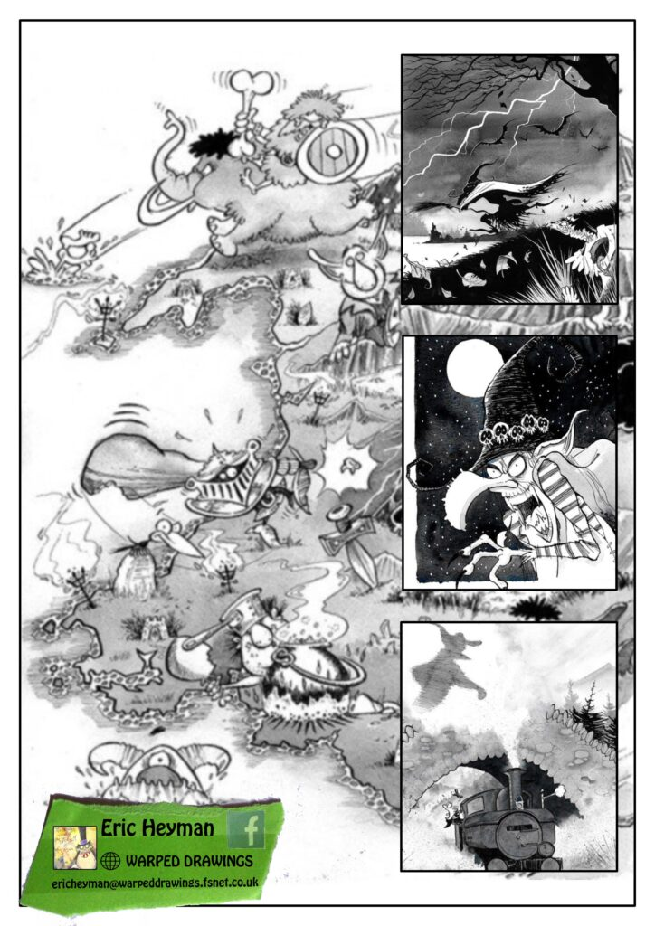 heyman illustratore