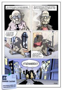 luciani fumettista