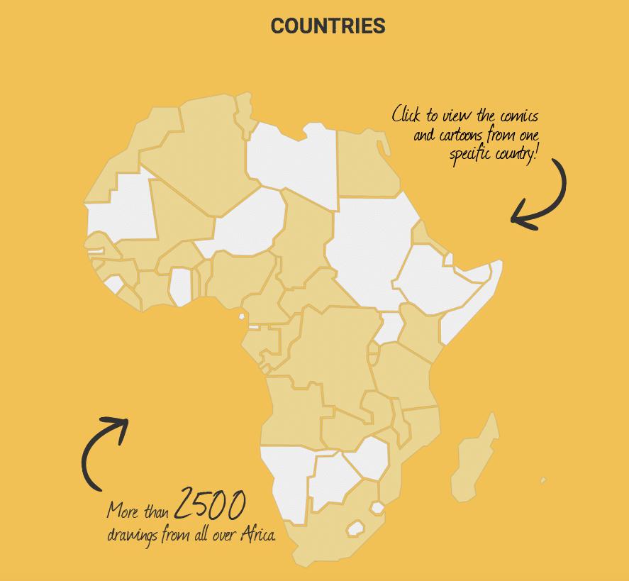 fumetti per l'africa