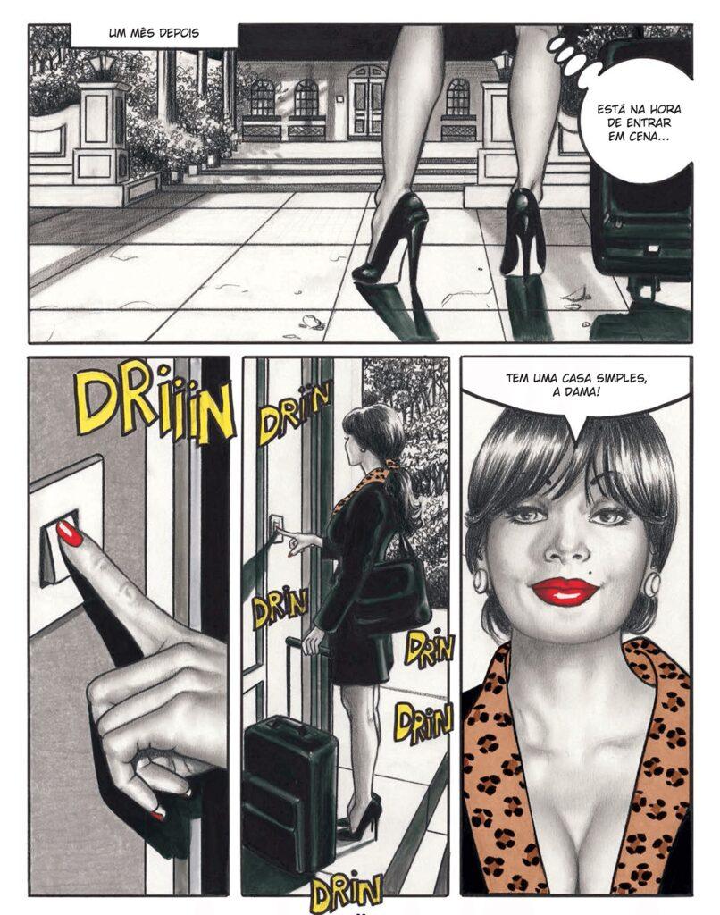 fumetti erotici