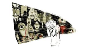 viola pesto arte e fumetti