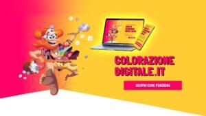 colorazione digitale corso
