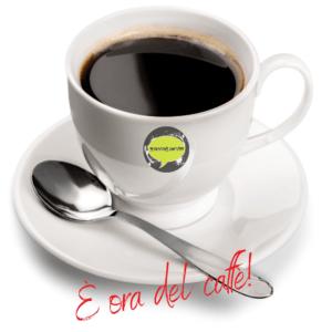 fumetti e il caffè sospeso