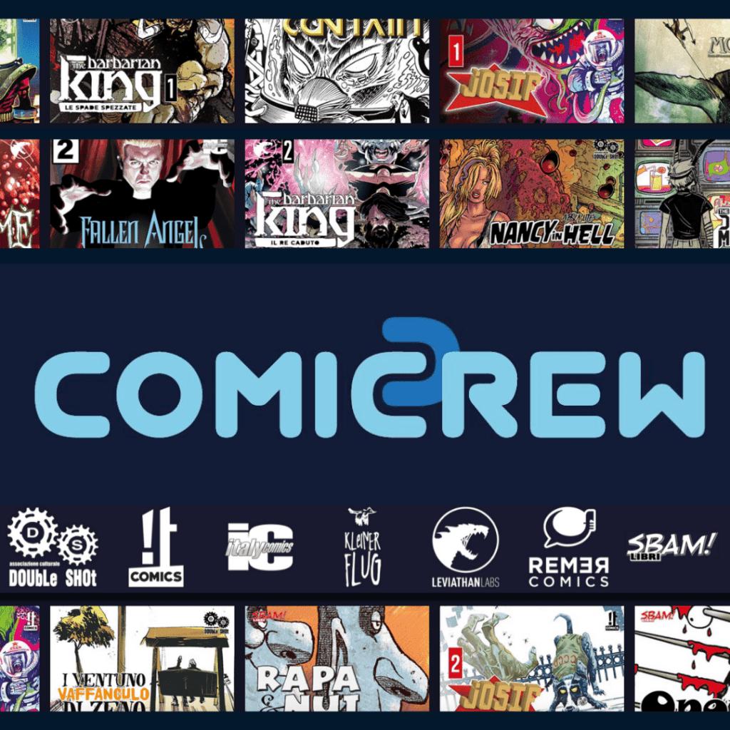 comic crew netflix