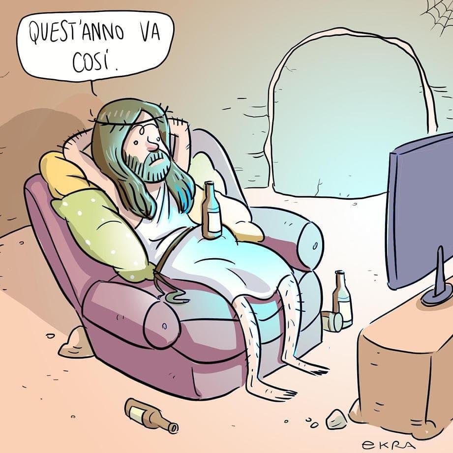 ekra vignette satiriche