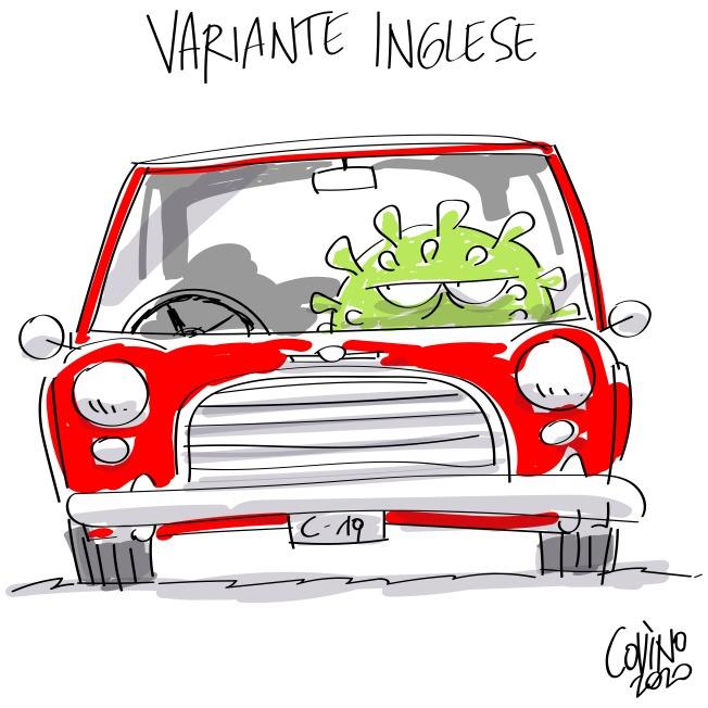 giancarlo covino vignettista italiano