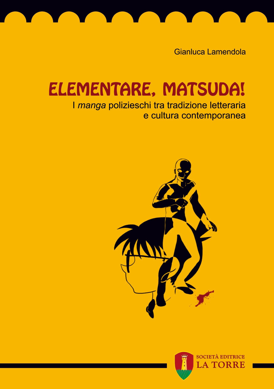 Elementare, Matsuda! - Copertina