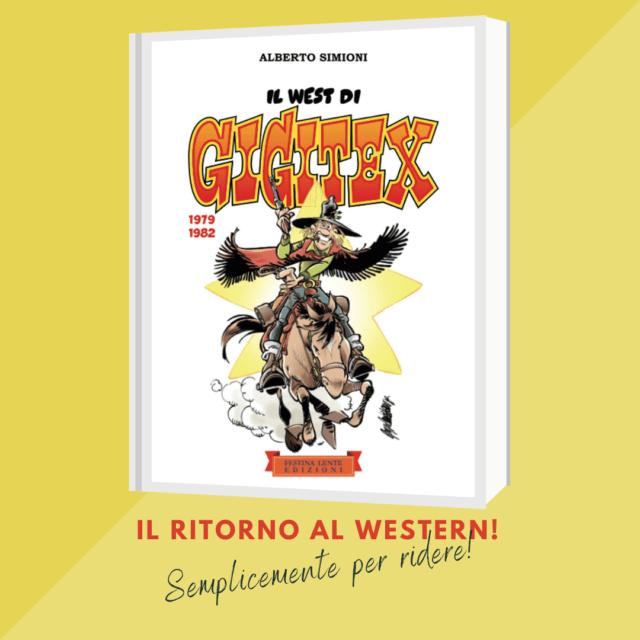 gigitex fumetto western