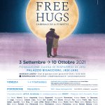 mostra fumetti 2021 free hugs